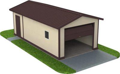 Построить гараж